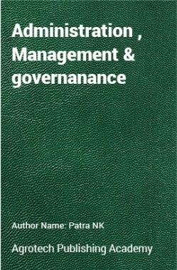 Administration , Management and governanance