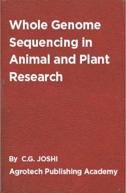 Whole Genome Sequencing in Animal and Plant Research