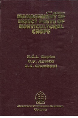 Management of Insect Pests of Horticultural Crops