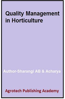 Quality Management in Horticulture