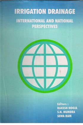 Irrigation Drainage: An International and National Perspective