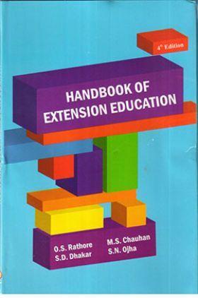 Handbook of Extension Education