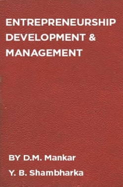 Entrepreneurship Development and Management