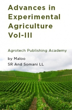 Advances in Experimental Agriculture Vol-III
