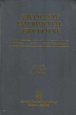 Advances in Experimental Agriculture Vol-I