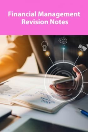 Financial Management Revision Notes