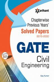 Chapterwise GATE Solved Papers (2015-2000) Civil Engineering