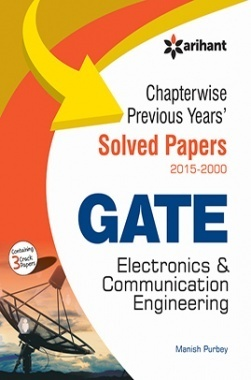 Chapterwise Previous Years' Solved Papers (2015-2000) GATE Electronics & Communication Engineering