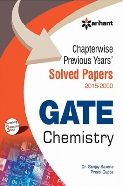 Chapterwise GATE Chemistry Solved Papers(2015-2000)
