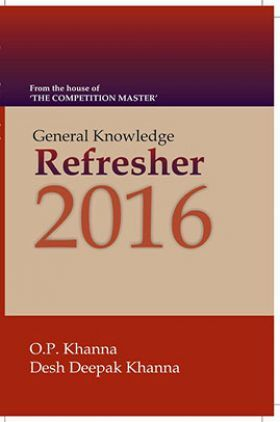 General Knowledge Refresher 2016