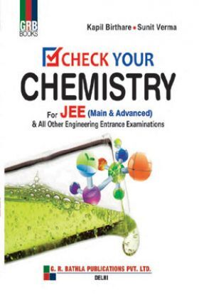 Check Your Chemistry For JEE (Mains & Advanced)