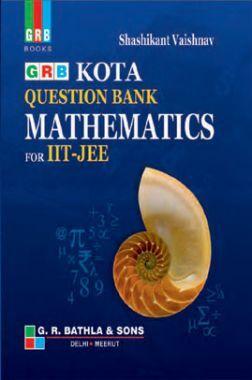 Kota Question Bank Mathematics For IIT-JEE