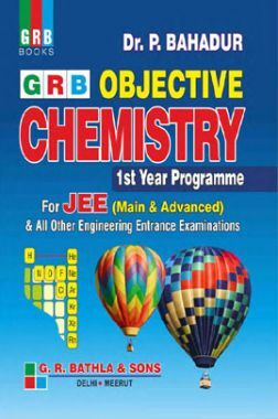 Objective Chemistry 1st Year Programme For JEE (Mains & Advanced)