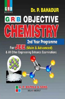 Objective Chemistry 2nd Year Programme For JEE (Mains & Advanced)