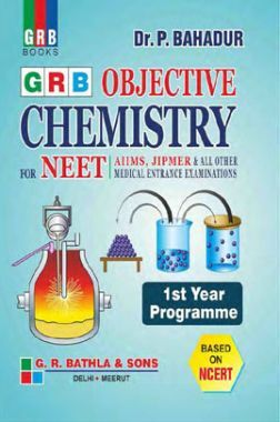 Objective Chemistry For NEET, AIIMS & JIPMER