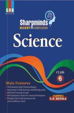 Sharpminds NCERT Companion Science For Class-6