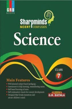 Sharpminds NCERT Companion Science For Class-7