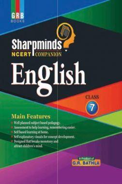 Sharpminds NCERT Companion English For Class-7