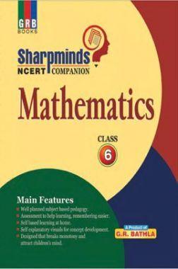 Sharpminds NCERT Companion Mathematics For Class-6