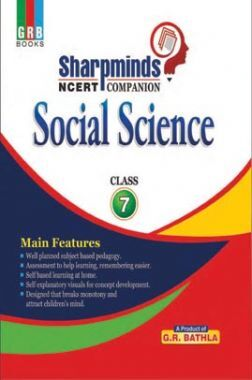Sharpminds NCERT Companion Social Science For Class-7