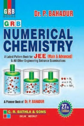 JEE Mains & Advanced Numerical Chemistry