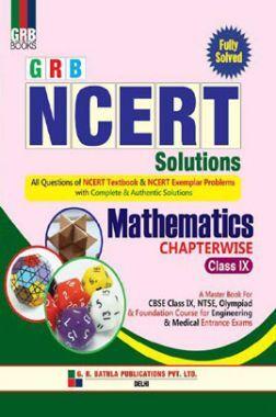 NCERT Solutions Mathematics For Class - IX