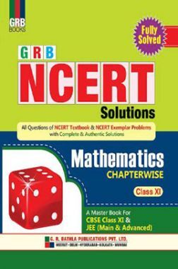 NCERT Solutions Mathematics For Class - XI