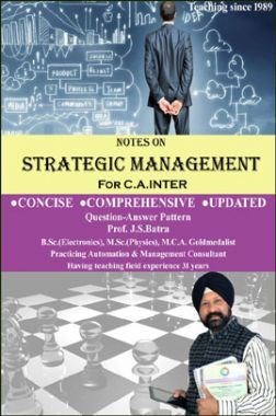 Introduction To Strategic Management (SM)