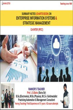 Chart Book For Enterprise Information System & Strategic Management