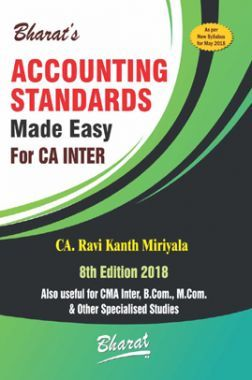 Accounting Standards Made Easy For CA-Inter