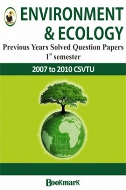 BookMark - Envoirment and Ecology - CSVTU - Previous Years Solved Question Papers