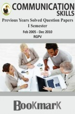 Download BookMark - Communication Skills - RGPV - Previous Year Solved  Question Papers by PDF Online