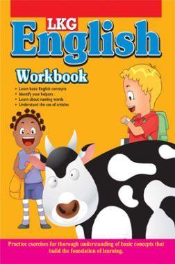LKG English Workbook