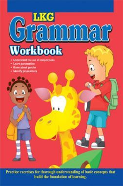 LKG Grammar Workbook