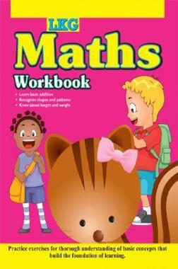 LKG Maths Workbook