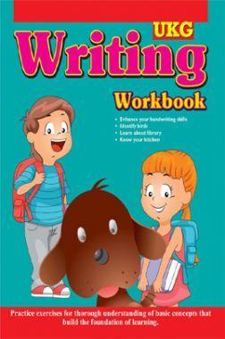 UKG Writing Workbook