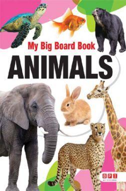 My Big Board Book Animals