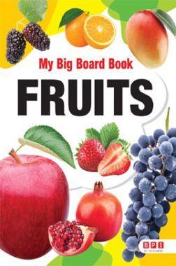 My Big Board Book Fruits
