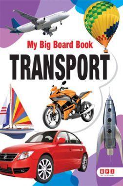 My Big Board Book Transport