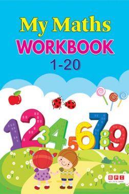 My Maths Workbook 1-20