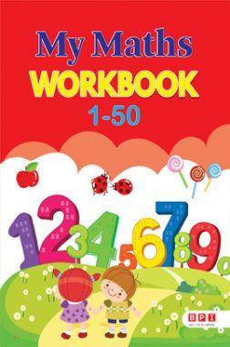 My Maths Workbook 1-50