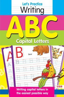 Let's Practice Writing Capital Letters