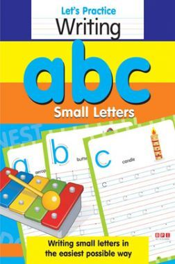 Let's Practice Writing Small Letters