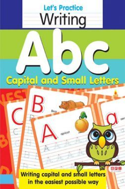 Let's Practice Writing Capital & Small Letters