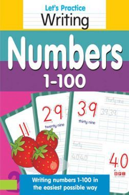 Let's Practice Writing Numbers 1-100