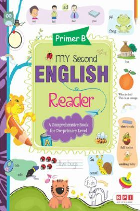 My Second English Readers Primer B