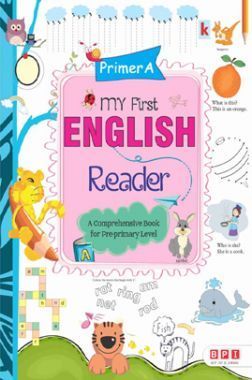 My First English Readers Primer A