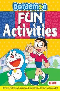 Doraemon Fun Activities
