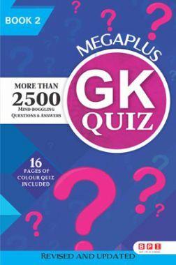 Megaplus GK Quiz Book - 2