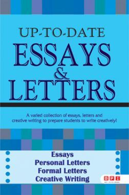 Up To Date Essays & Letters